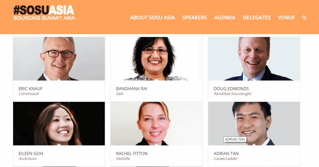 Sourcing Asia Summit Speakers