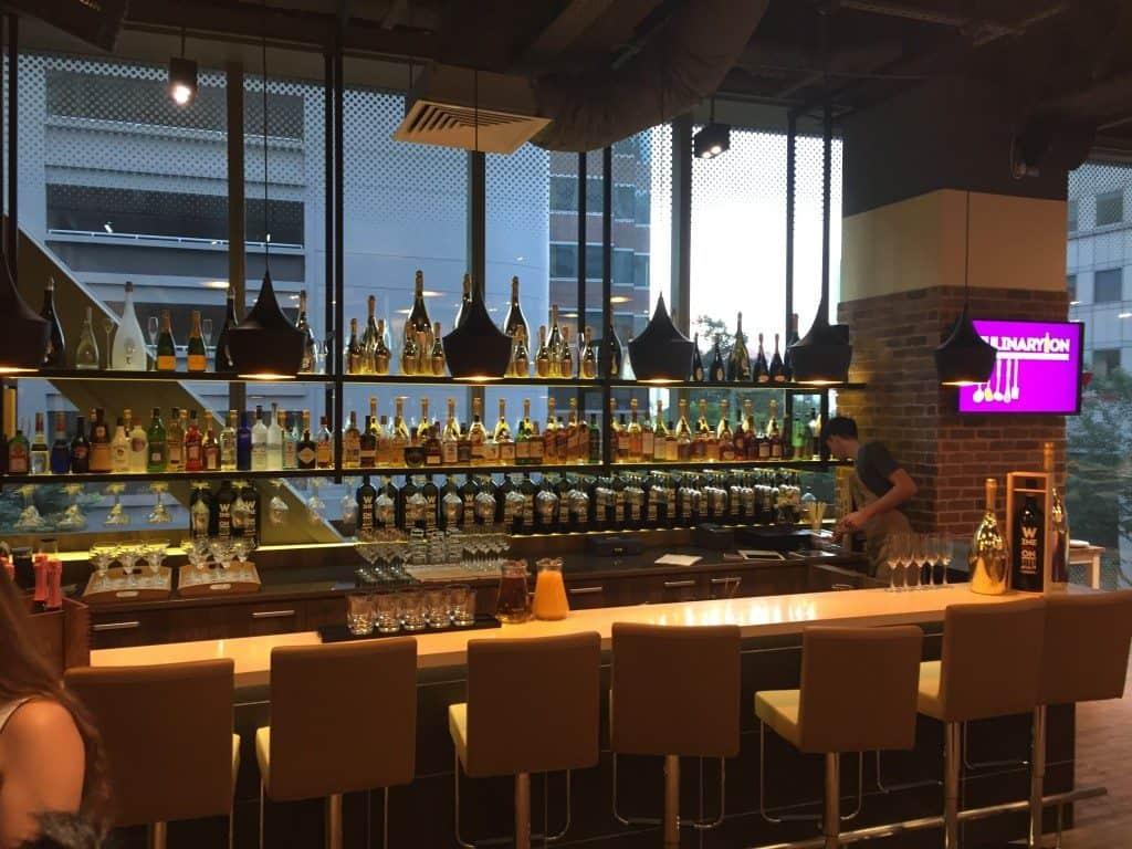The Bar at CulinaryOn