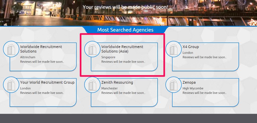 Refluence Singapore Recruitment Agency