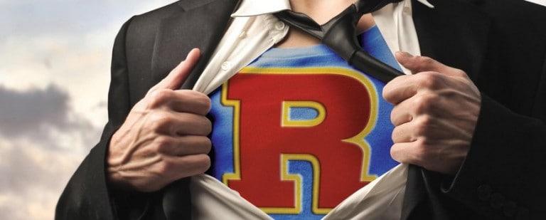 Recruiter Super hero