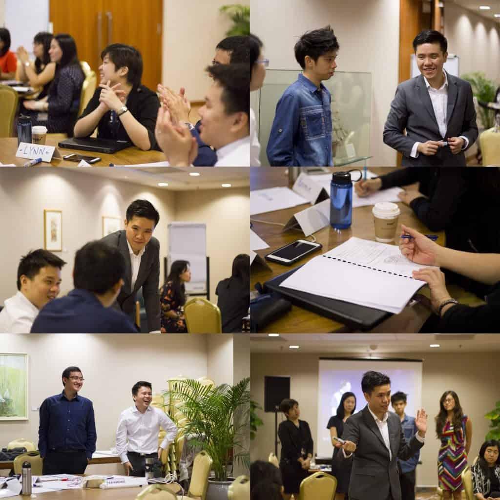 MAS workshop varied visuals