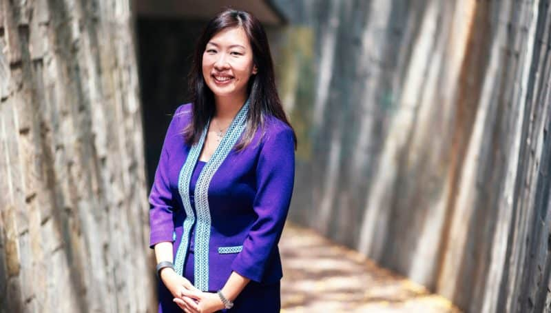 Entrepreneur Violet Lim from Lunch Actually