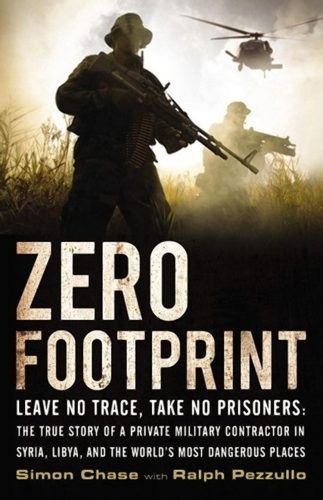 Zero Footprint Book cover