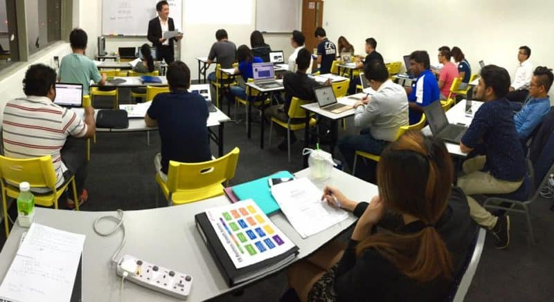 Maneuver Marketing Workshop for SMEs