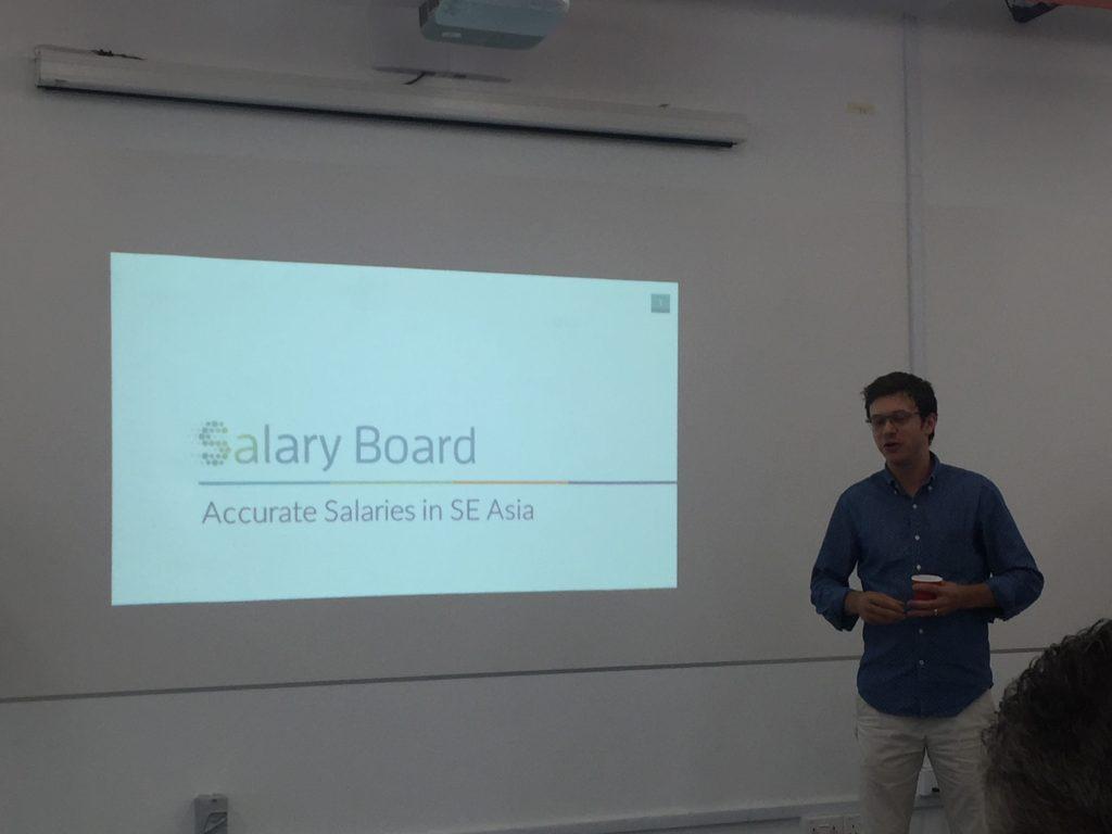 Madu Ionascu - Salary Board