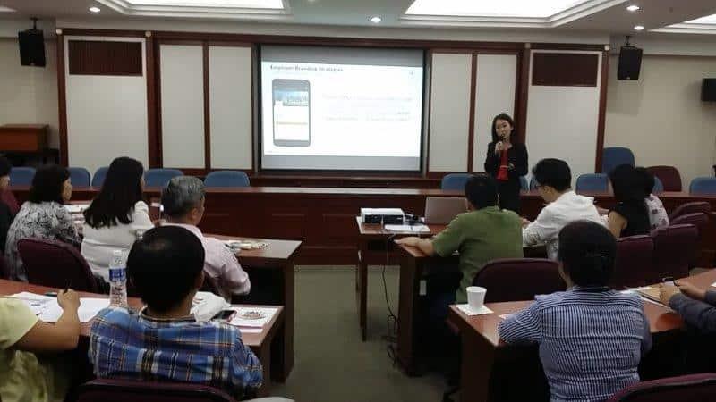 StaffOnDemand Christine Liu at SCCCI