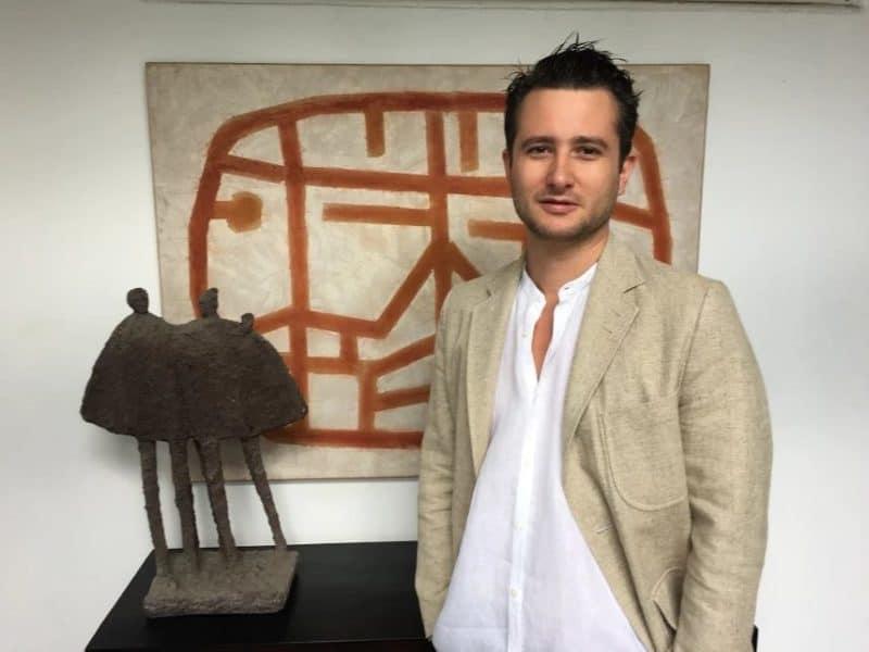 Datarama CEO Raphael Bouzy