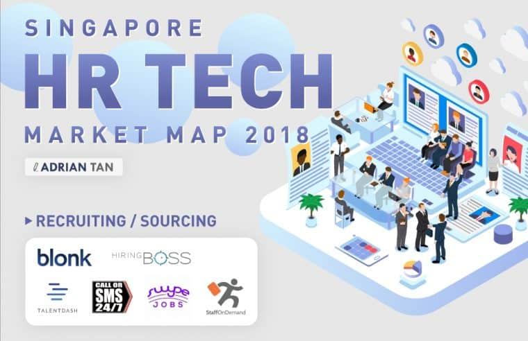 Singapore HR Tech Market Map 2018