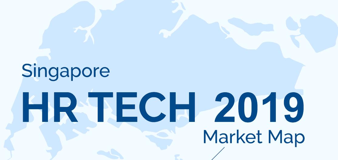 Singapore HR Tech Market Map 2019